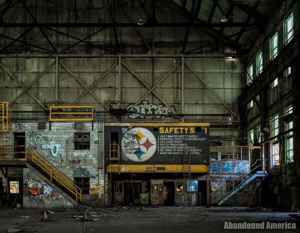 Carrie Furnaces (Rankin, PA) | to whom it may concern - Carrie Furnaces