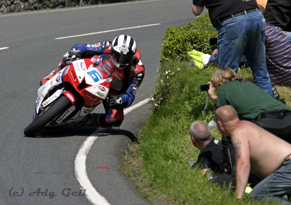 Michael Dunlop - Racing