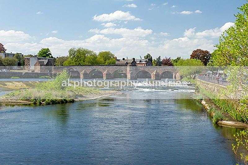 Devorgilla Bridge - Dumfries & Galloway