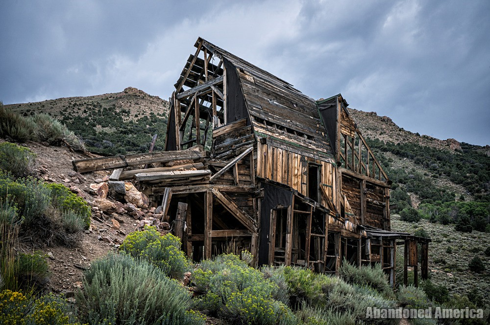 Chemung Mine (Masonic, CA) | Giving In - Chemung Mine