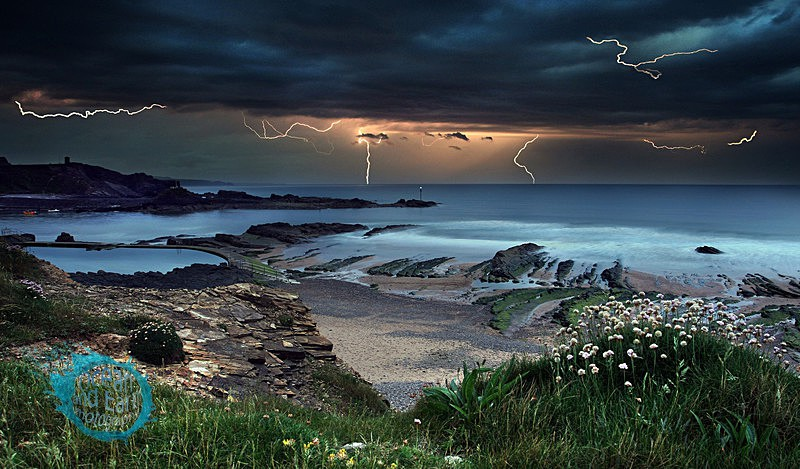 That Lightning Photo - Seascapes