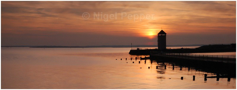 Brightlingsea Sunset - Brightlingsea & Thorrington