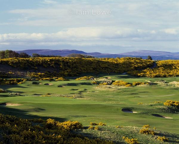 Dornoch 4th 5th  6th Holes - Royal Dornoch Golf Links