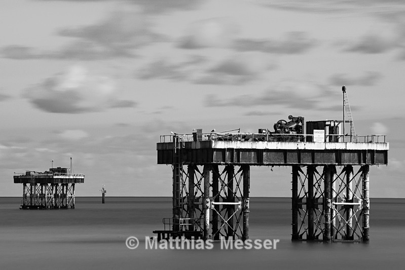 Sizewell-A Water Rigs - Landscapes