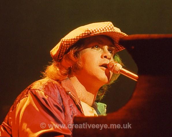 Elton John - People and Portraits