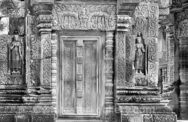 Banteay Srei, Cambodia - Asia