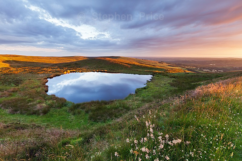 Blake Mere Photography | Peak District Photography Location