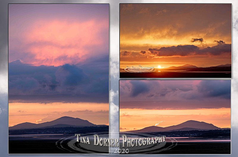 Snowdonia Sunsets Compilation - Creative Photography