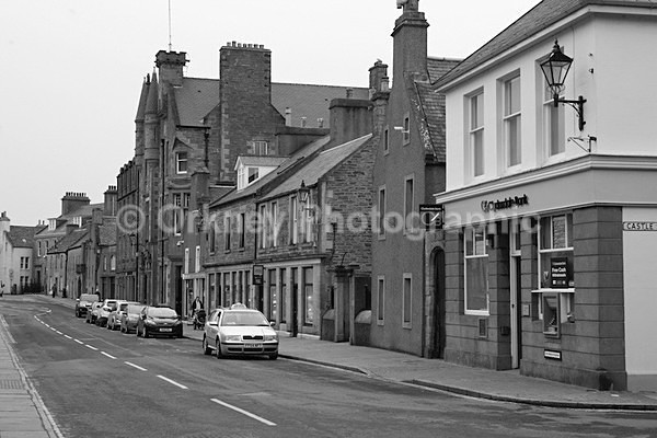 Broad Street 2015bw - Orkney Images