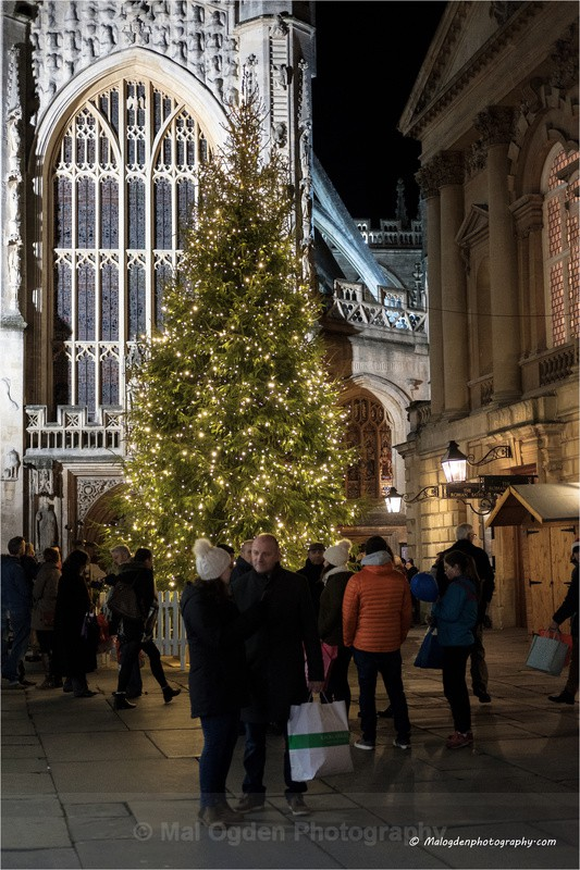 Xmas in the square - Britain and the British