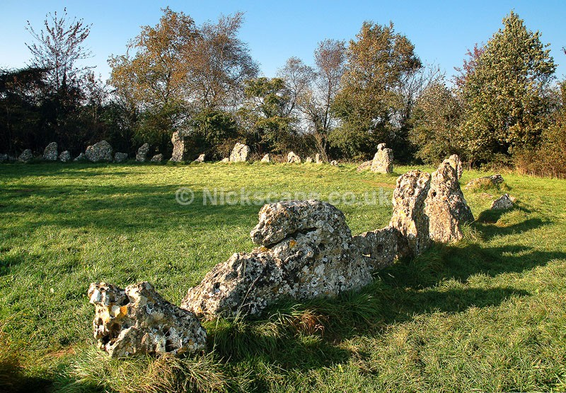 Rollright Stones Neolithic and Bronze Age Monument | Warwickshire Photography