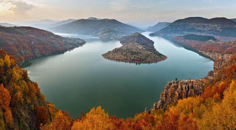 Bulgaria Landscape Photography | River Arda Sunset