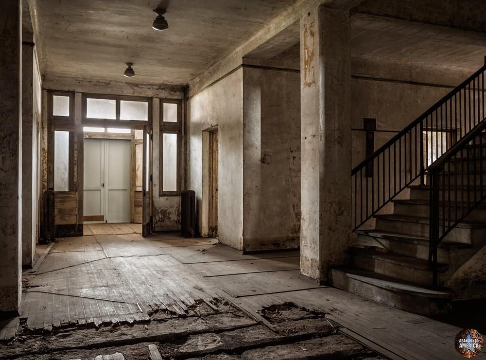 Ellis Island Immigrant Hospital | imperishable - Ellis Island Immigrant Hospital
