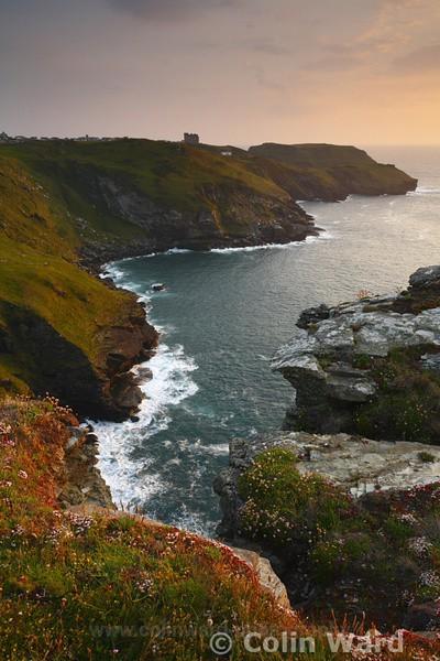 Tintagel Cliffs. Ref 2750 - Cornwall