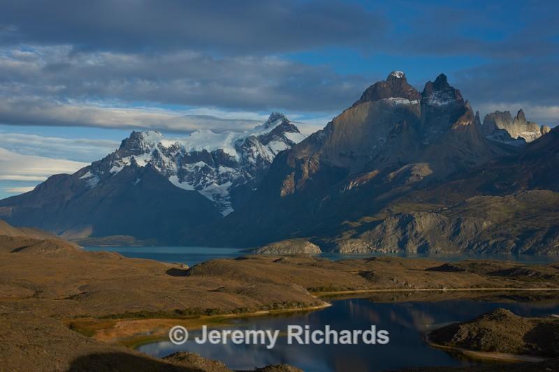 Lago Nordenskjold - Torres del Paine National Park