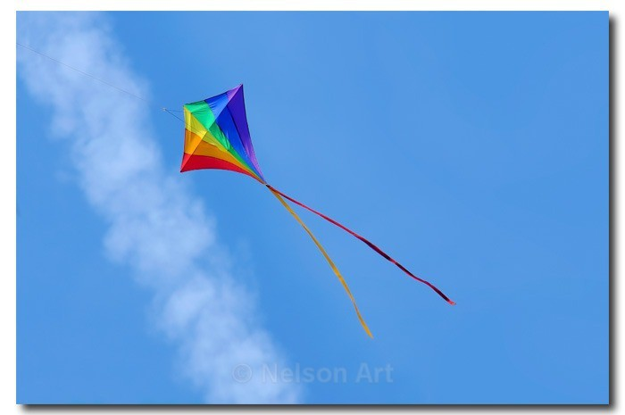 Kite Flying - Objects