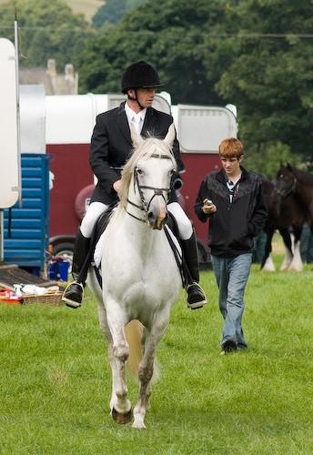 69 - Moniaive Horse Show 2008
