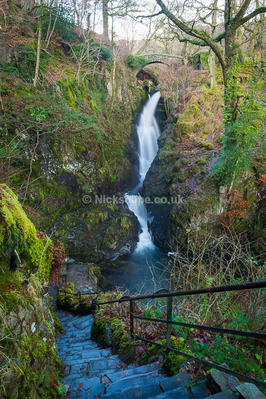 Aira Force Waterfall - Lake District Photography | Nickscape
