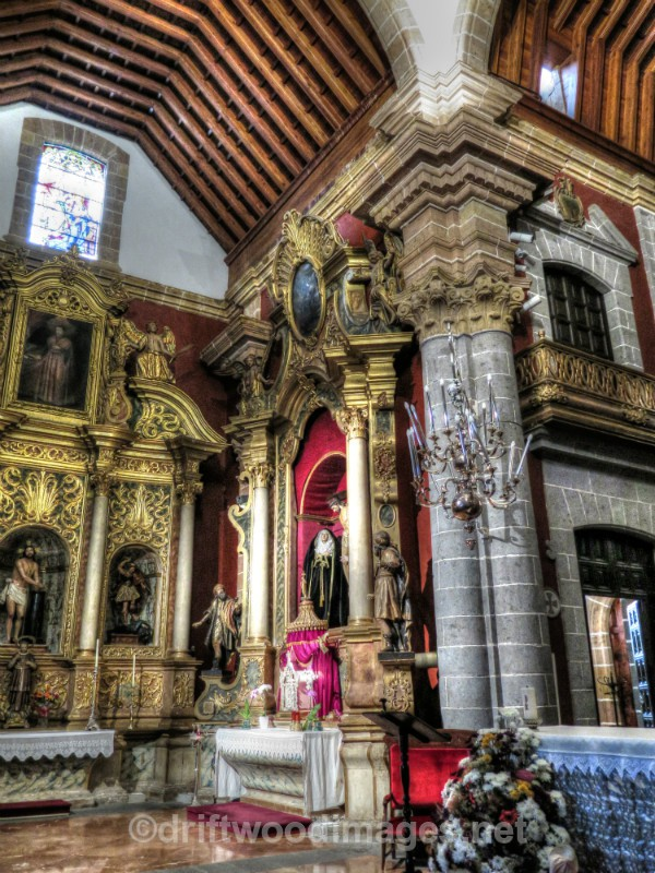Gran Canaria church HDR - Gran Canaria