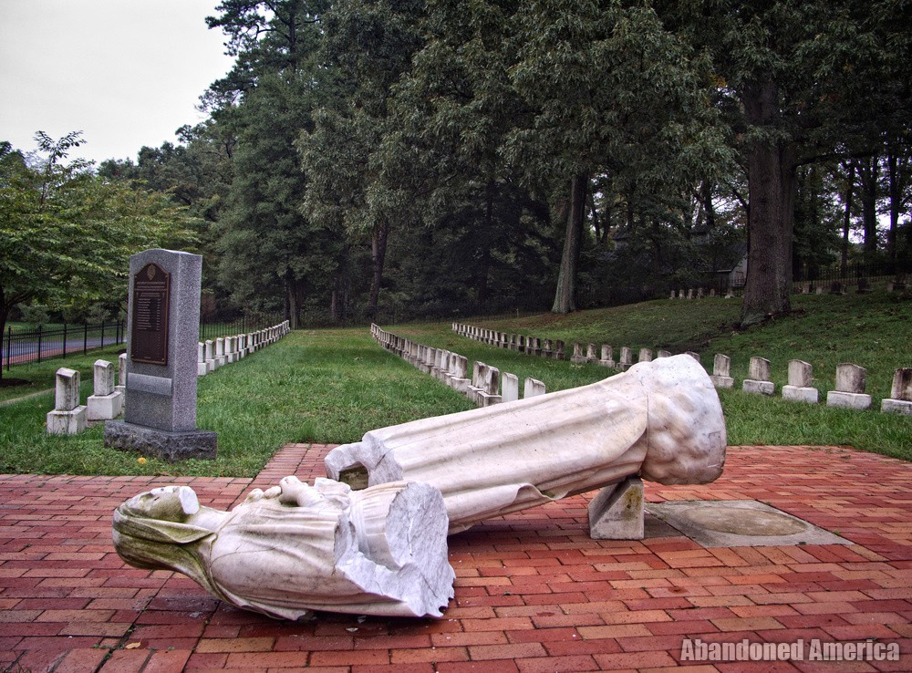 Ammendale Normal Institute (Ammendale, MD) | Cemetery Vandalism - Ammendale Normal Institute