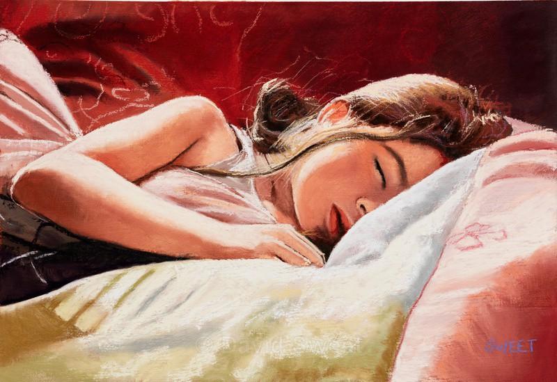 Tread Softly - Paintings
