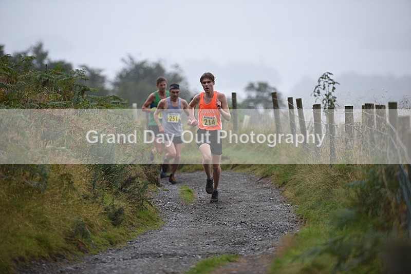 BOR_6201 - Round Latrigg Fell Race Wednesday 16th August 2017