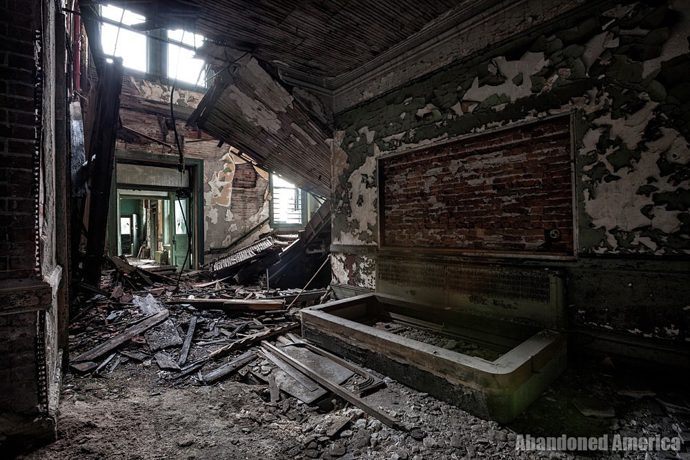 Lackawanna Steel (Lackawanna, NY)   Admin Deterioration - Lackawanna Steel (Lackawanna, NY)