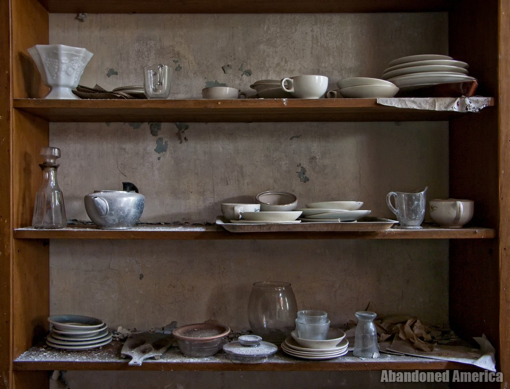 Dishes | Norwich State Hospital