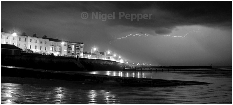 Stormy Night - Dramatic Weather