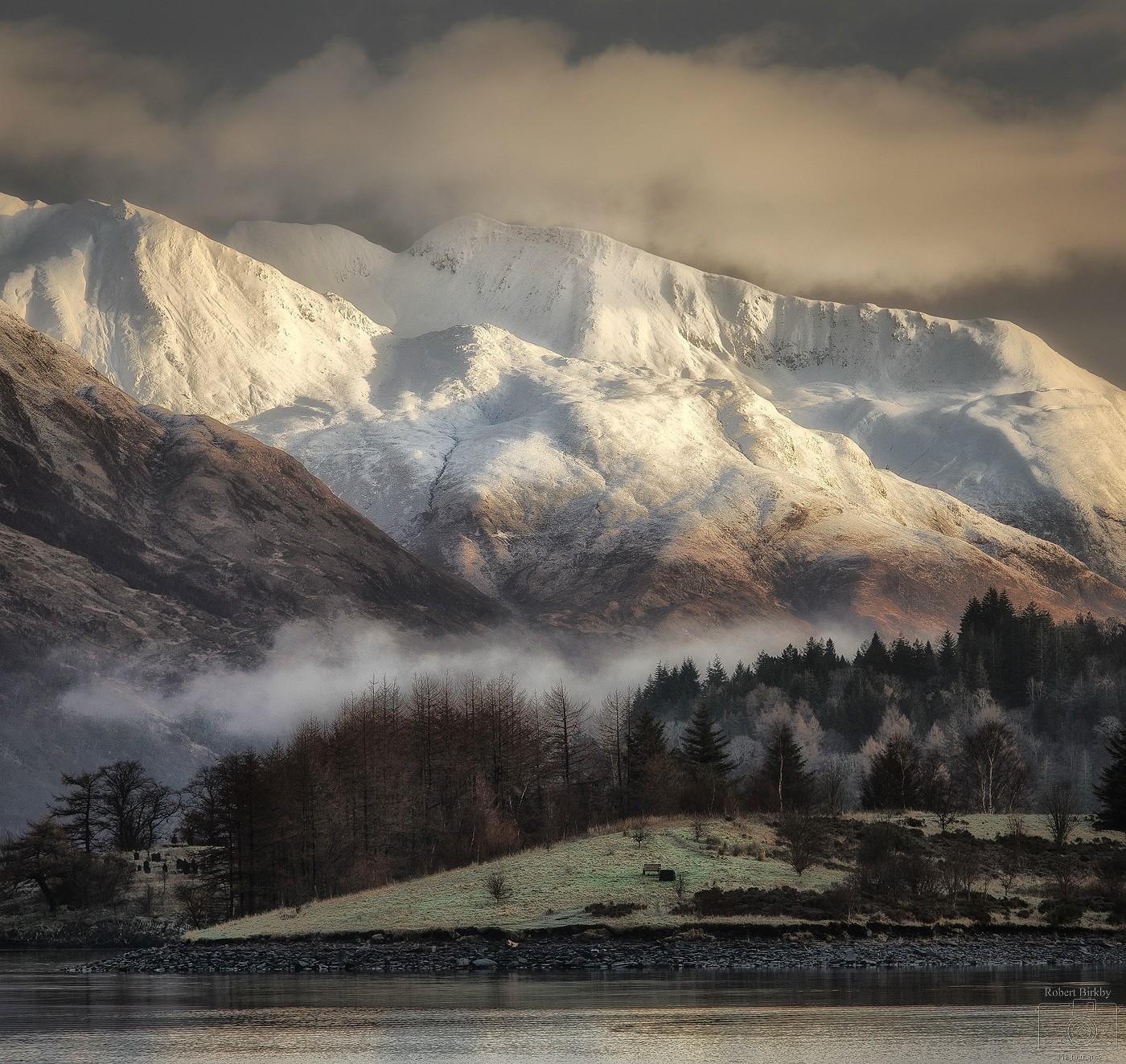 Lochaber Light - Scotland Landscapes (also see Seascapes portfolio)