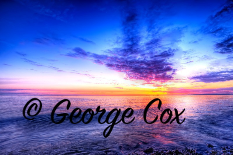 Dinas Dinlle Sunset - Landscapes