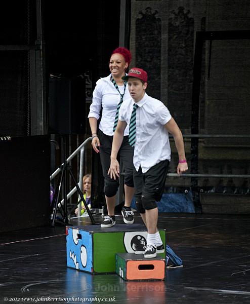 Street dance 11 - Amateur Dance