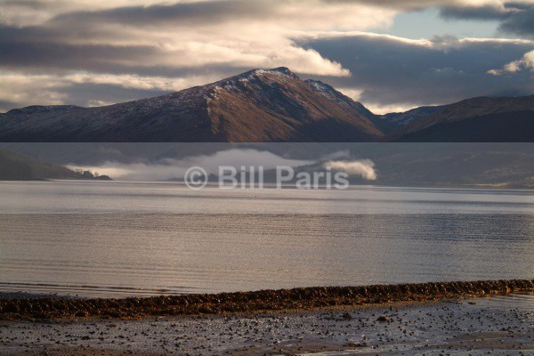 Loch Fyne Scotland - Land and Sea