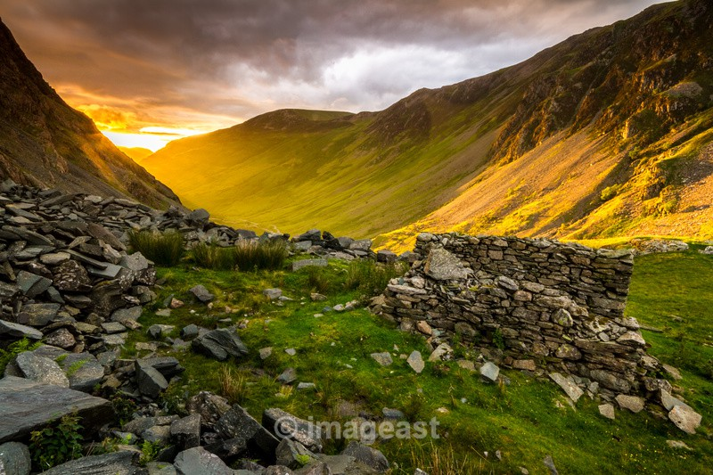 Honister on Fire - The Gallery