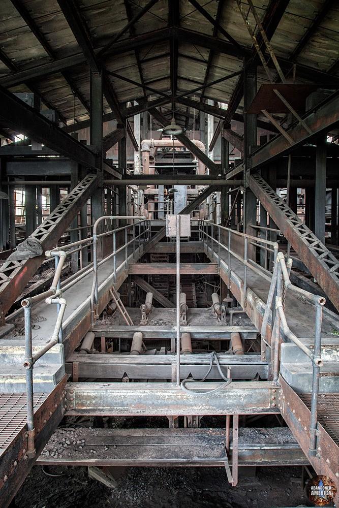 St. Nicholas Coal Breaker (Mahanoy City, PA) | Clockwork - St. Nicholas Breaker