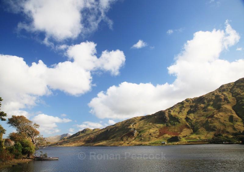 Kylemore Lake - West of Ireland