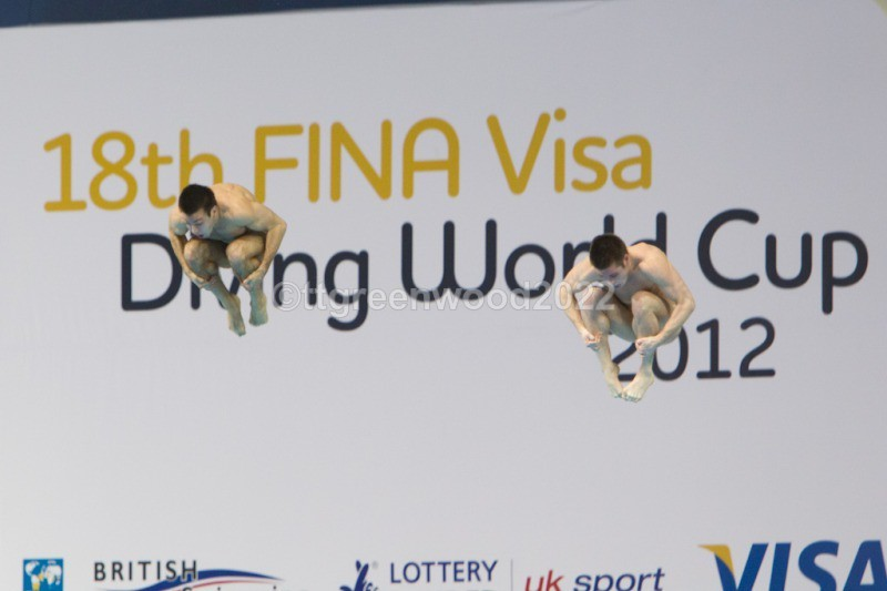WCD-129 - World Cup Diving