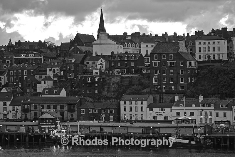 Quayside Whitby - Seascape Shop