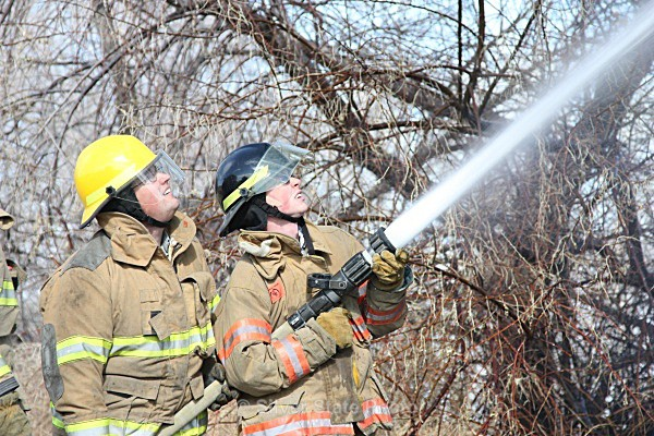 Nozzle Time for the Rookie - Fallon/Churchill Fire Department