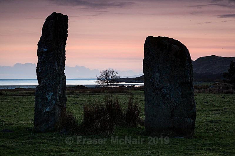 Carse stones 0895 - Landscape