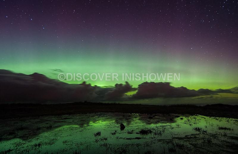 Malin Head - Aurora Borealis (Northern Lights)