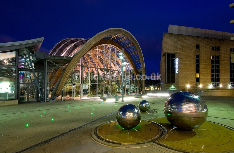 Sheffield Winter Garden | Yorkshire Architecture Gallery