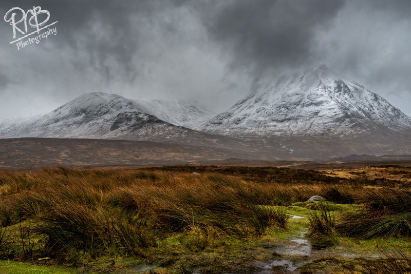 Stormy Glen Coe - Other UK Landscapes