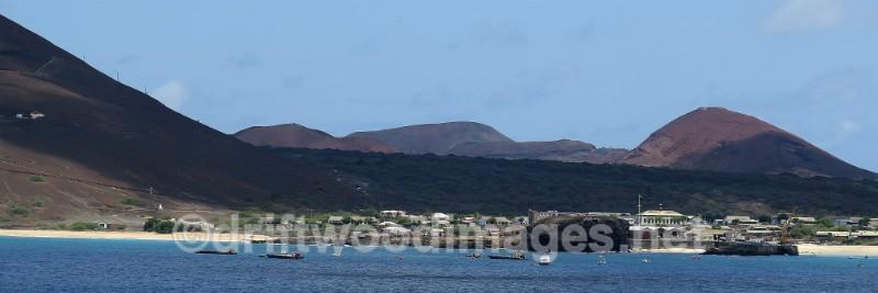 Ascension Island coast Georgetown - Ascension Island, Atlantic Ocean