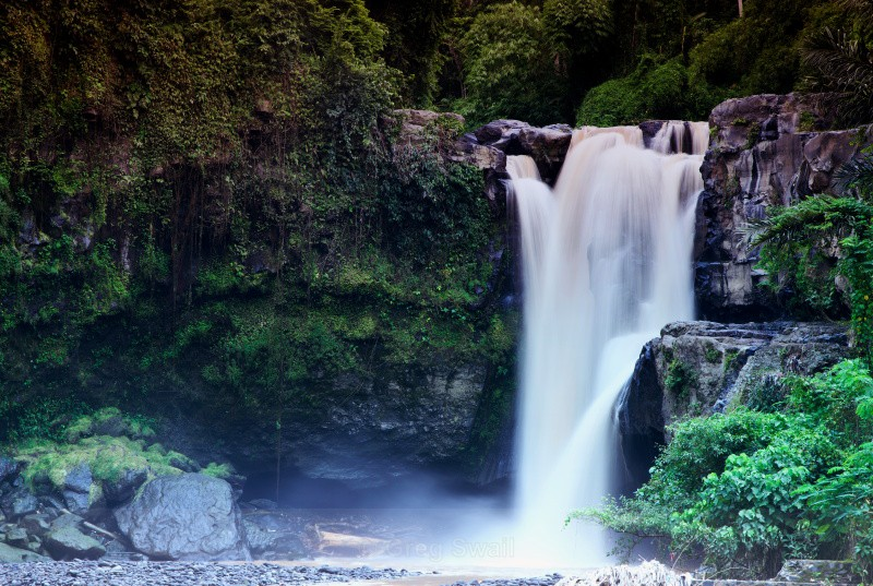 Tegenungan Waterfall - Bali's Lush Heartland
