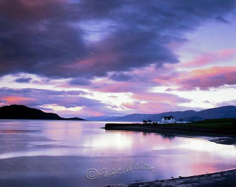 Loch Linnhe The Highlands - Scotland