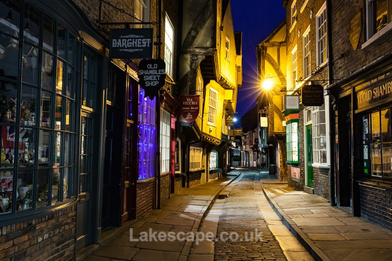 'The Shambles', York_9144 - Yorkshire