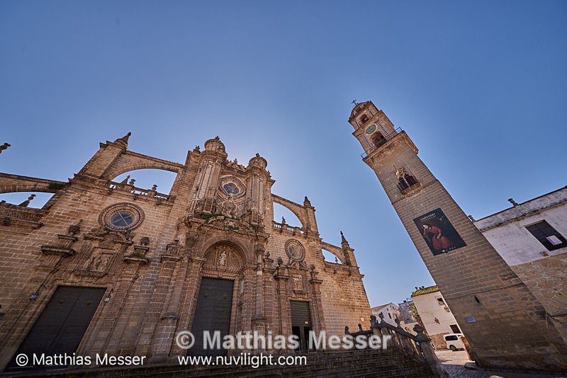 Jerez Cathedral - Places and Architecture
