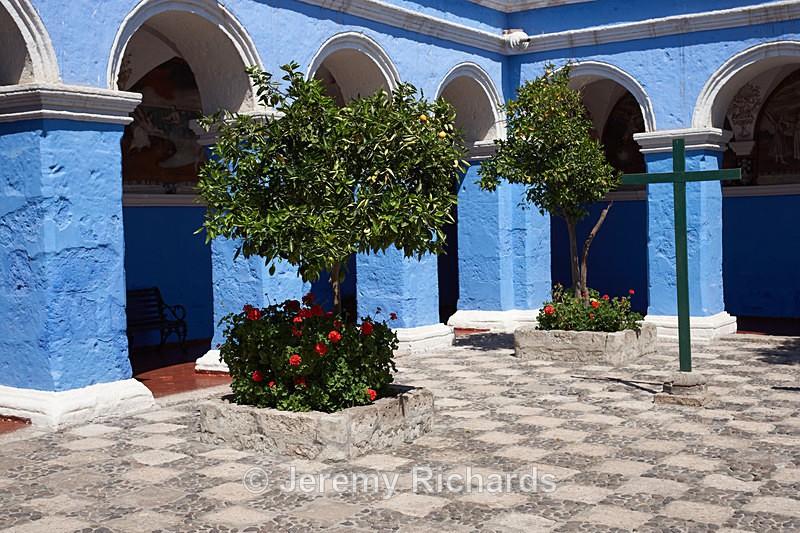 Monaste de Santa Catalina - Peru