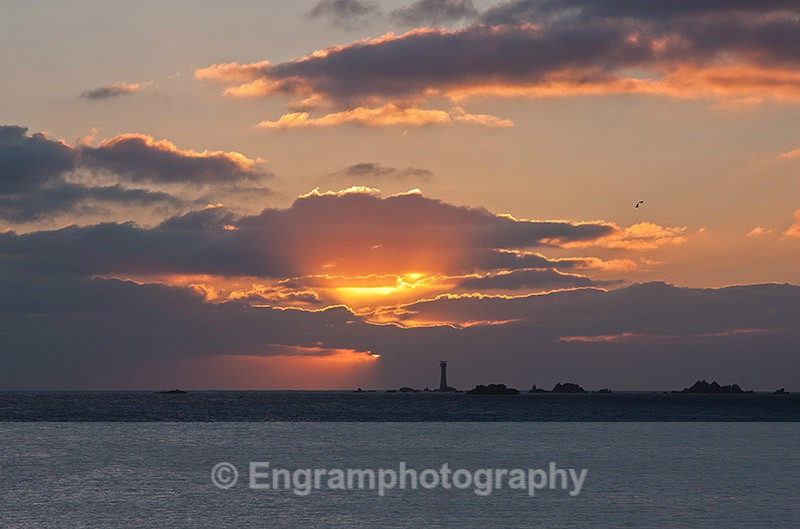 Guernsey Sunset-R4876 - Landscapes